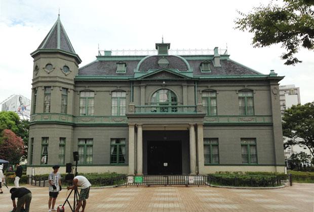 福岡市】天神周辺にあるルネッサンス様式の建築物 , Y氏は暇人
